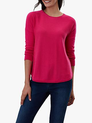 Joules Poppy Cotton Round Neck Jumper