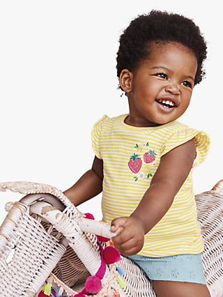 dc8128c03c67 Baby Girl Clothes | Baby Girl Outfits | John Lewis & Partners