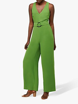Monsoon Gilly Jumpsuit, Green