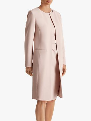 Fenn Wright Manson Petite Chantal Coat, Blush