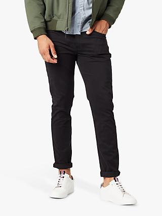 Dockers Smart Supreme Flex Alpha Chinos, Black