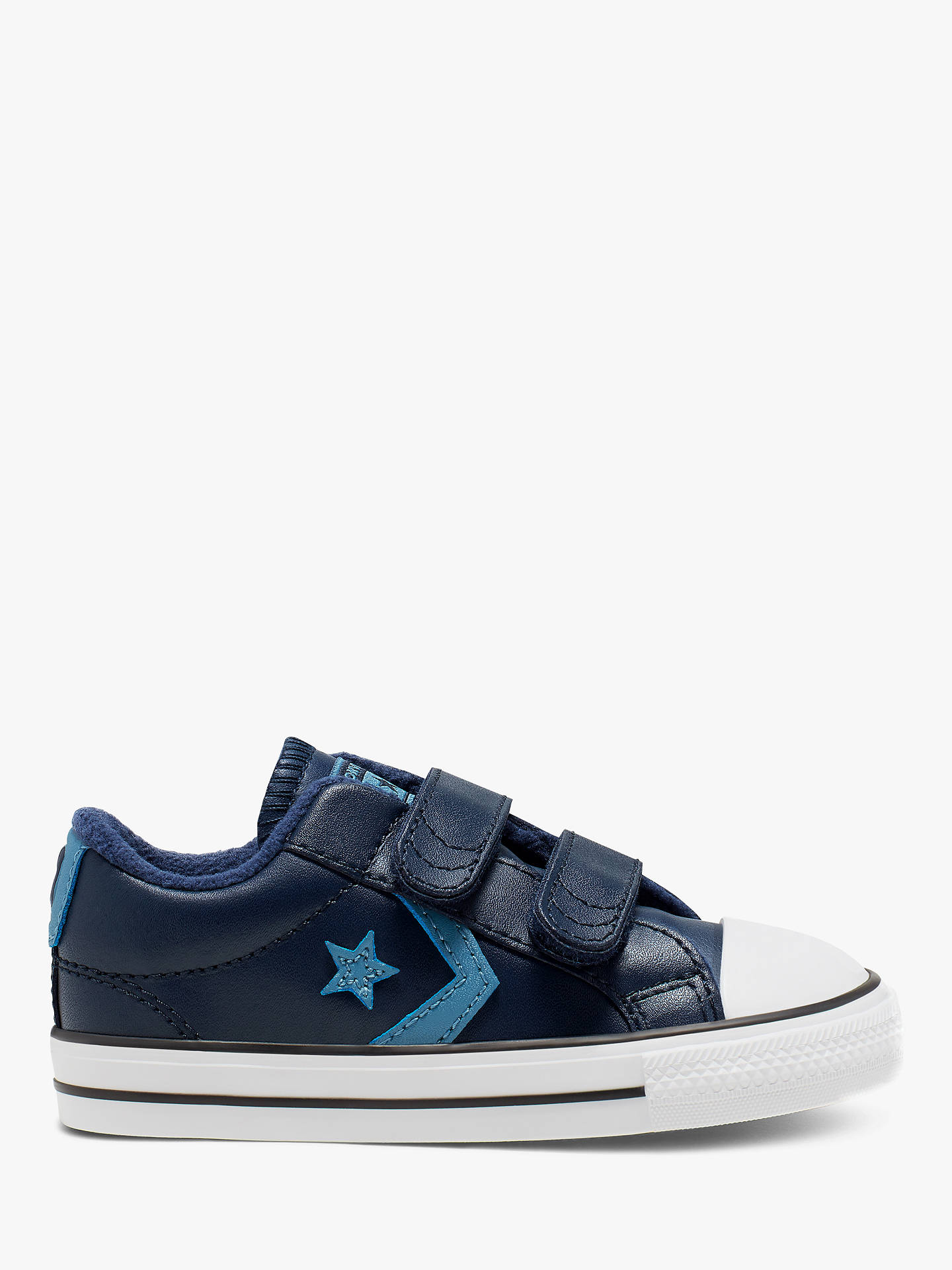 Converse STAR PLAYER INFANT JUNIOR Sneaker low navy white