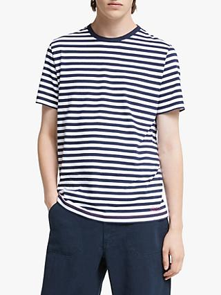 Albam Utility Engineered Stripe T-Shirt