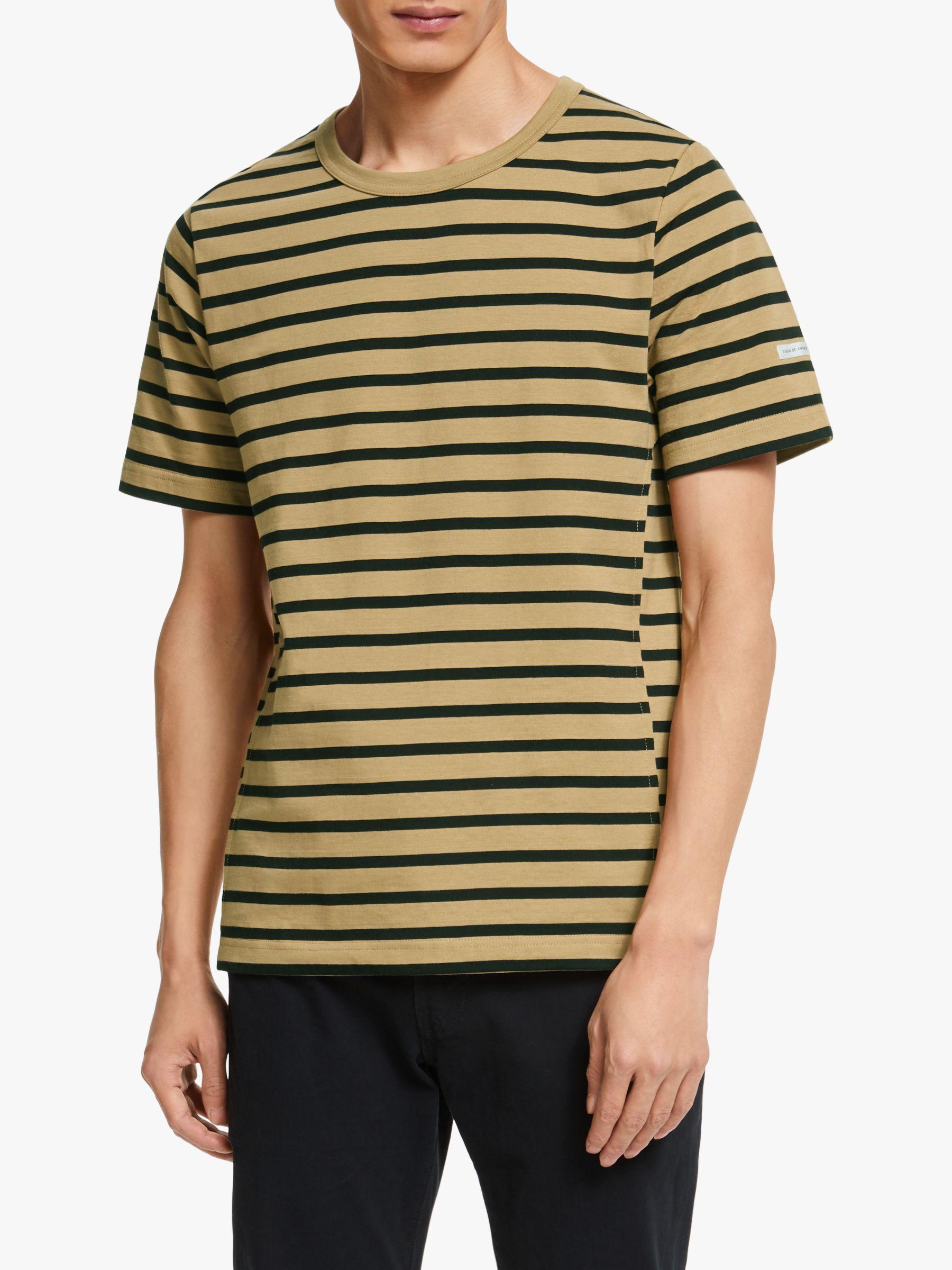 Tiger of Sweden Tiger of Sweden Trygg Short Sleeve T-Shirt, Neutral