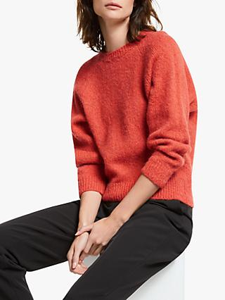 Modern Rarity Raglan Sleeve Crew Neck Jumper