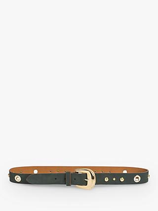 Gerard Darel Miss West Suede Belt
