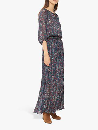 Gerard Darel Diana Dress, Blue/Multi
