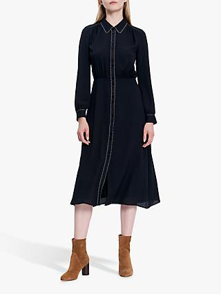 Gerard Darel Dilys Dress, Black