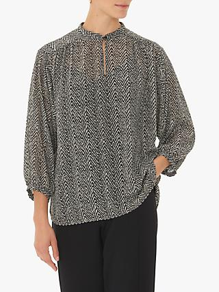 Gerard Darel Milo Blouse, Black
