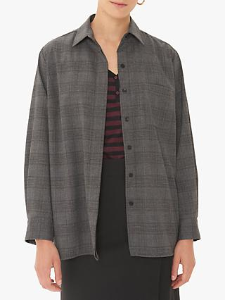 Gerard Darel Macha Blouse, Grey