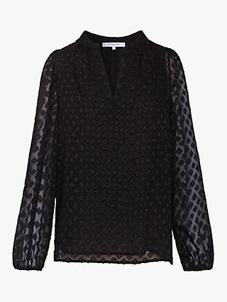 Gerard Darel Mya Blouse, Black