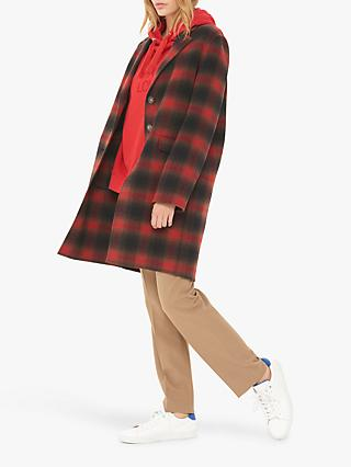 Gerard Darel Penelope Coat, Red