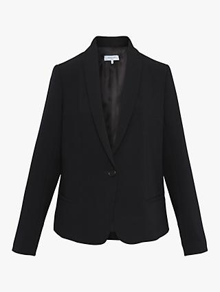 Gerard Darel Verlaine Single Breasted Jacket, Black