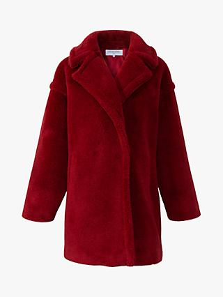 Gerard Darel Perrine Coat, Red