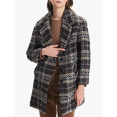 Gerard Darel Paul Wool Coat, Brown