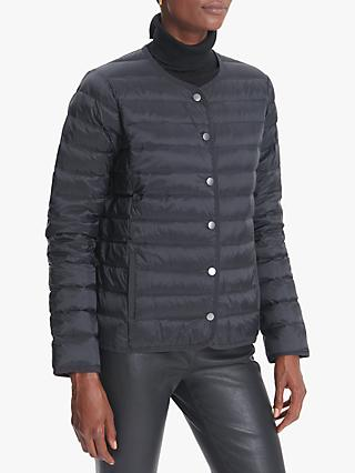 Gerard Darel Pao Quilted Jacket, Black