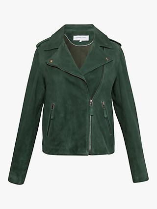 eb3533a0df6 Women's Leather Jackets | Outerwear | John Lewis & Partners