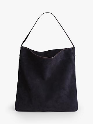 Gerard Darel Lady East/West Tote Bag, Blue