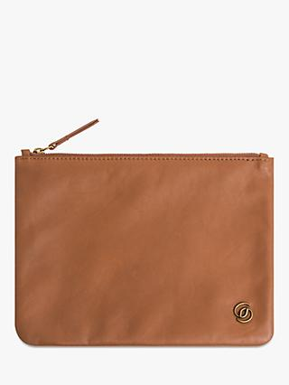 Gerard Darel Leather Purse Pouch