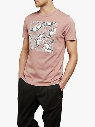 a5b171f2 Ted Baker | Men's T-Shirts | John Lewis & Partners