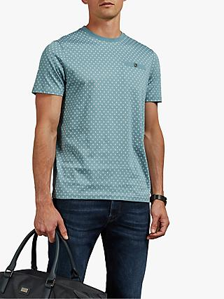 Ted Baker Oldtec Geometric T-Shirt