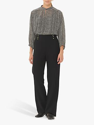 62a02b1cc3 Women's Wide Leg Trousers | John Lewis & Partners