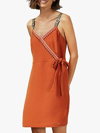 Ted Baker Colour By Numbers Aelicia Textured Wrap Dress