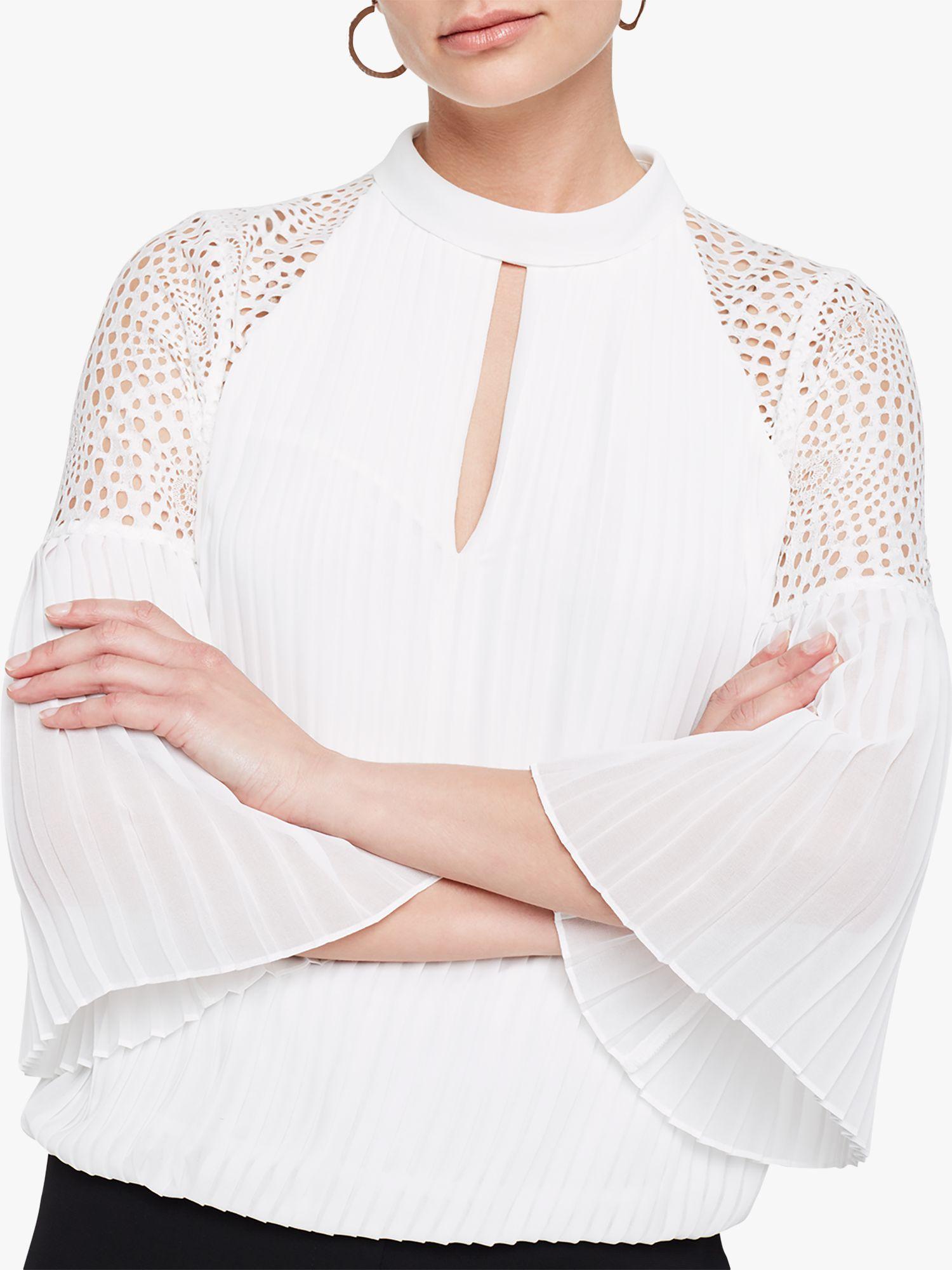 Damsel in a dress Damsel in a Dress Penn Pleat Blouse