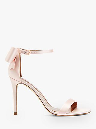 Ted Baker Bowtifl Bow Heeled Stiletto Sandals