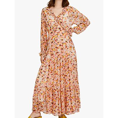 Ghost Jasmine Wrap Dress, Retrol Floral