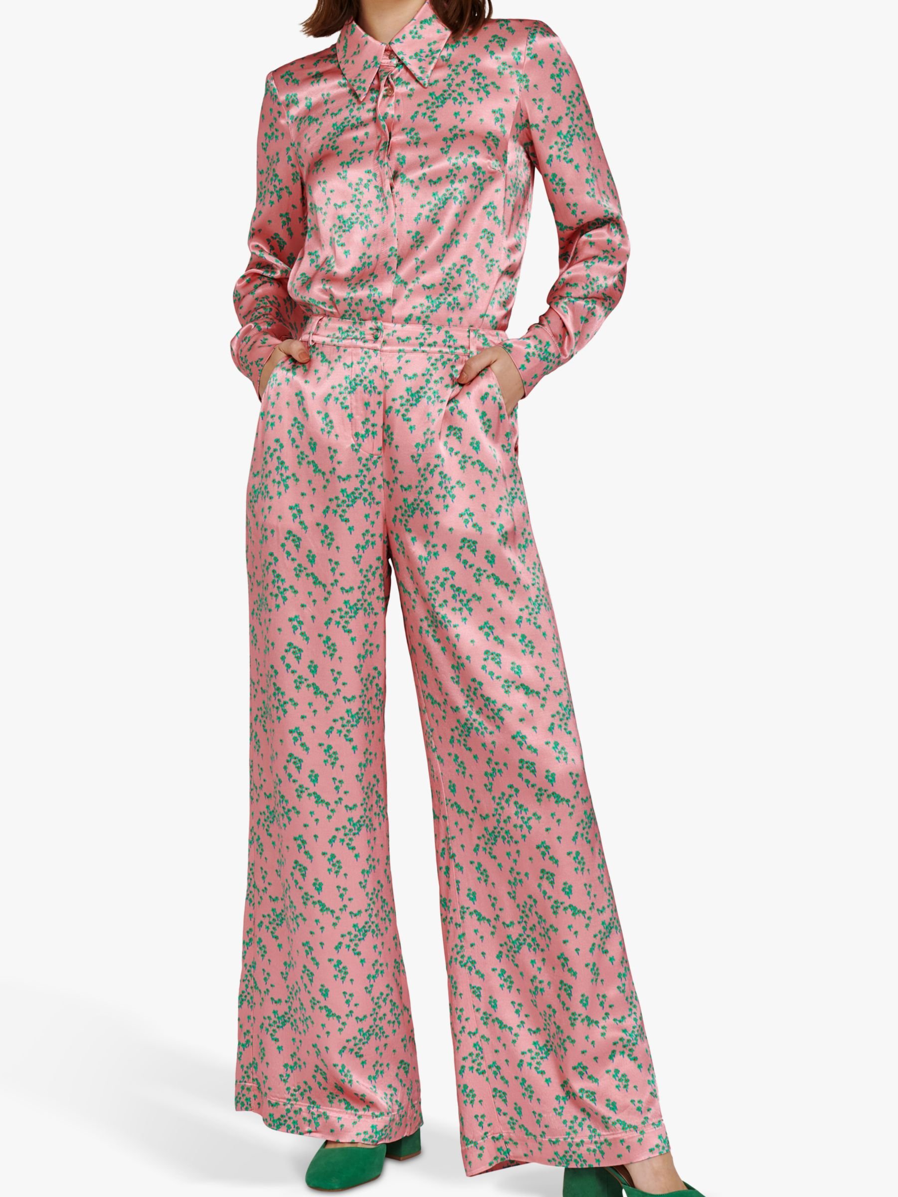 Ghost Ghost Harley Trousers, Pink