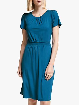 Boden Evangeline Jersey Dress, Baltic