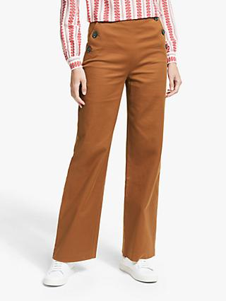 b96f55cfb860 Women's Wide Leg Trousers   John Lewis & Partners