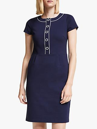 Boden Gracie Ponte Dress
