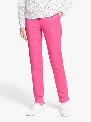Boden Richmond Trousers, Party Pink