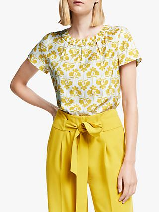 Boden Carey Floral Top