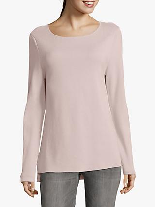 Betty & Co Crossed Back Jumper, Misty Light Rose