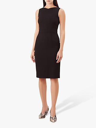 Hobbs Anne Dress, Black