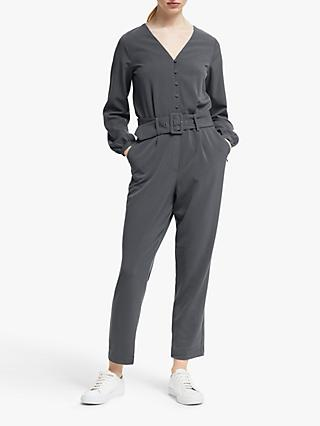 Numph Marianna Jumpsuit, Grey