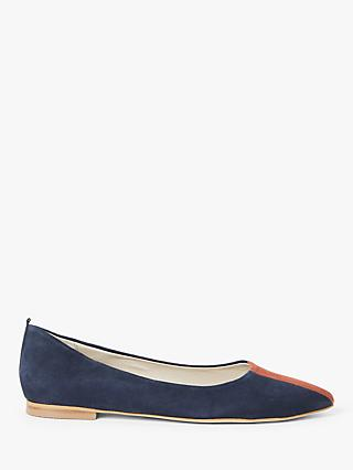 Boden Frieda Suede Pumps