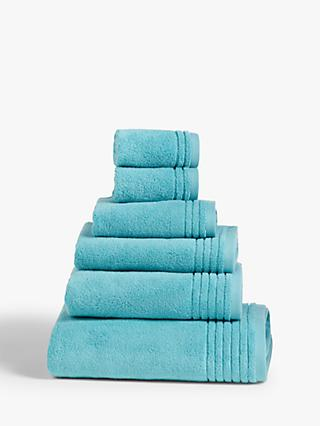 John Lewis & Partners Ultra Soft Cotton Towels