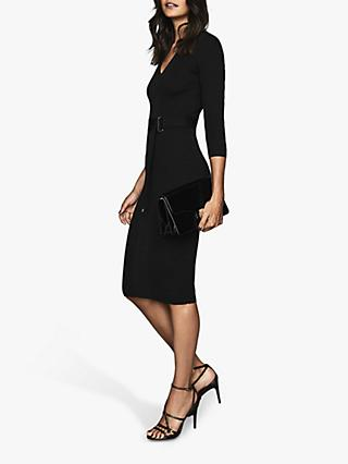 Reiss Alicia Knitted Dress