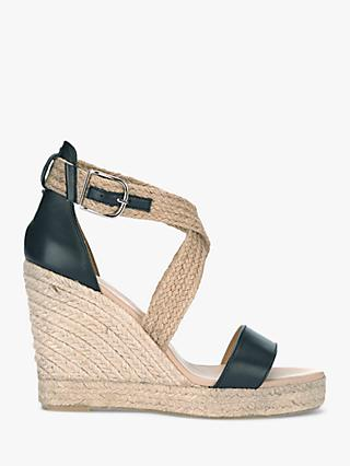 Mint Velvet Linda Wedge Heel Sandals
