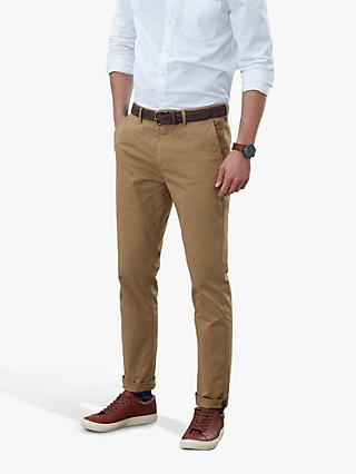 Joules Laundered Slim Fit Chinos