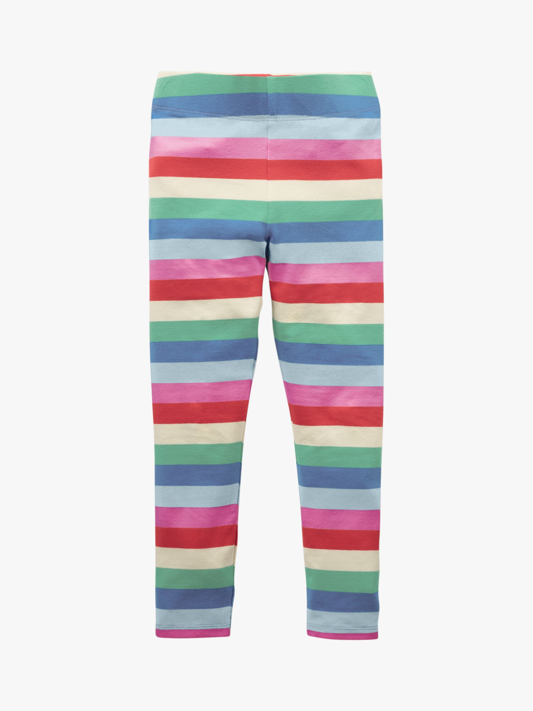 Mini Boden Mini Boden Girls' Fun Rainbow Leggings, Multi