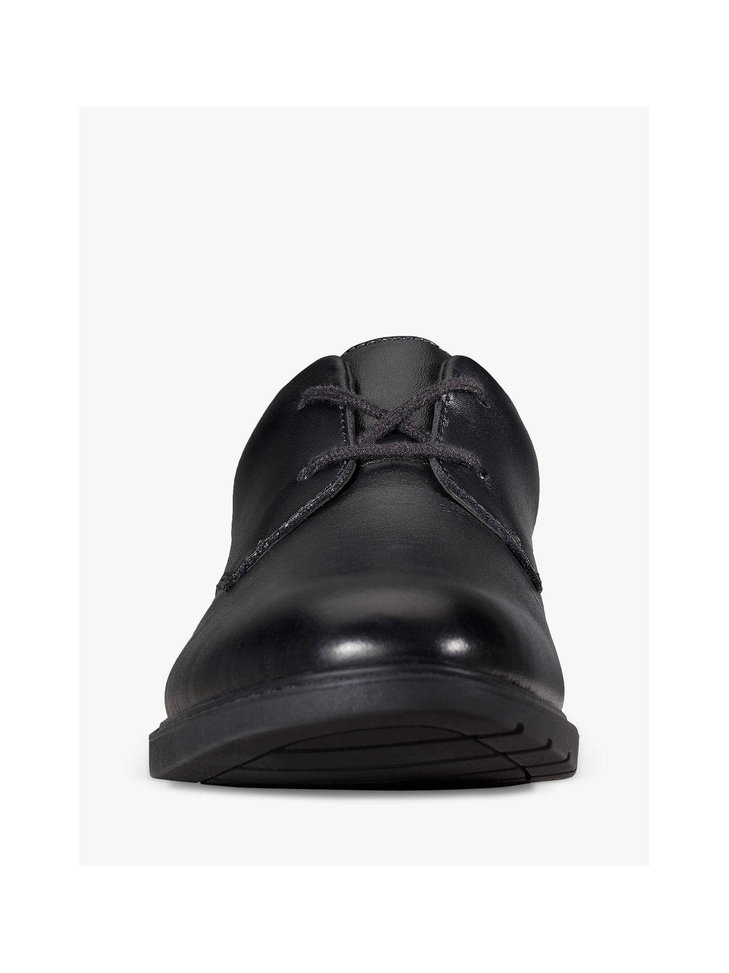 Buy Clarks Children's Scala Loop Youth Shoes, Black, 6.5F Online at johnlewis.com