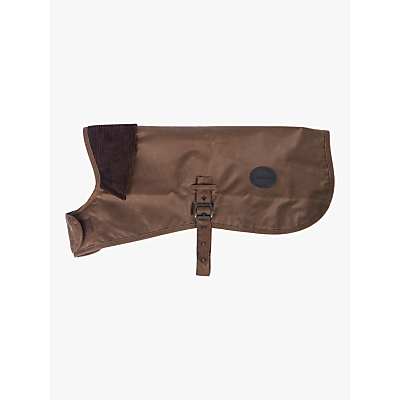 Image of Barbour Waxed Dog Coat
