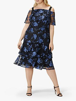 Coast Curve Cruella Dress, Multi
