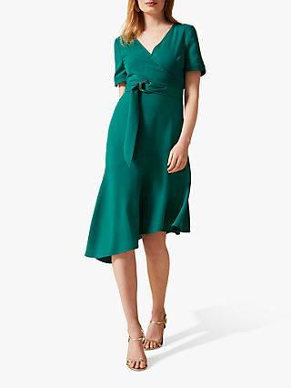 Phase Eight Evadine Dress, Jade