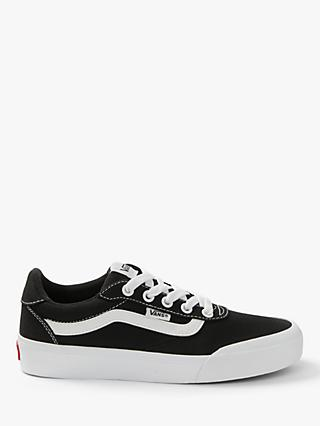 Vans Palomar Lace Up Trainers, Black